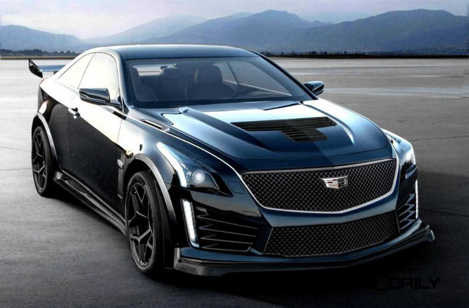 Specs and Review 2022 Cadillac Cts V Coupe