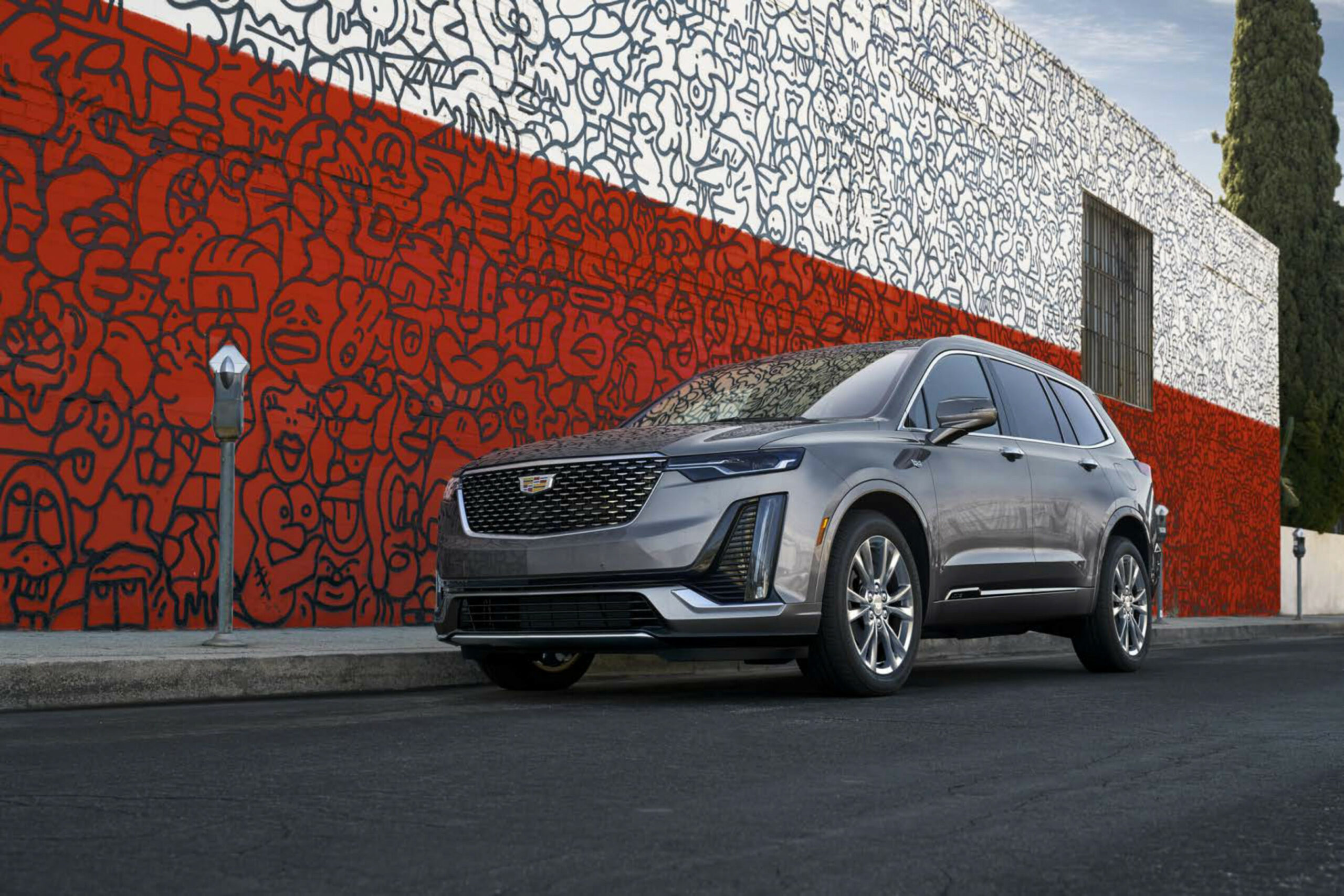 Pictures 2022 Cadillac Xt6 Dimensions