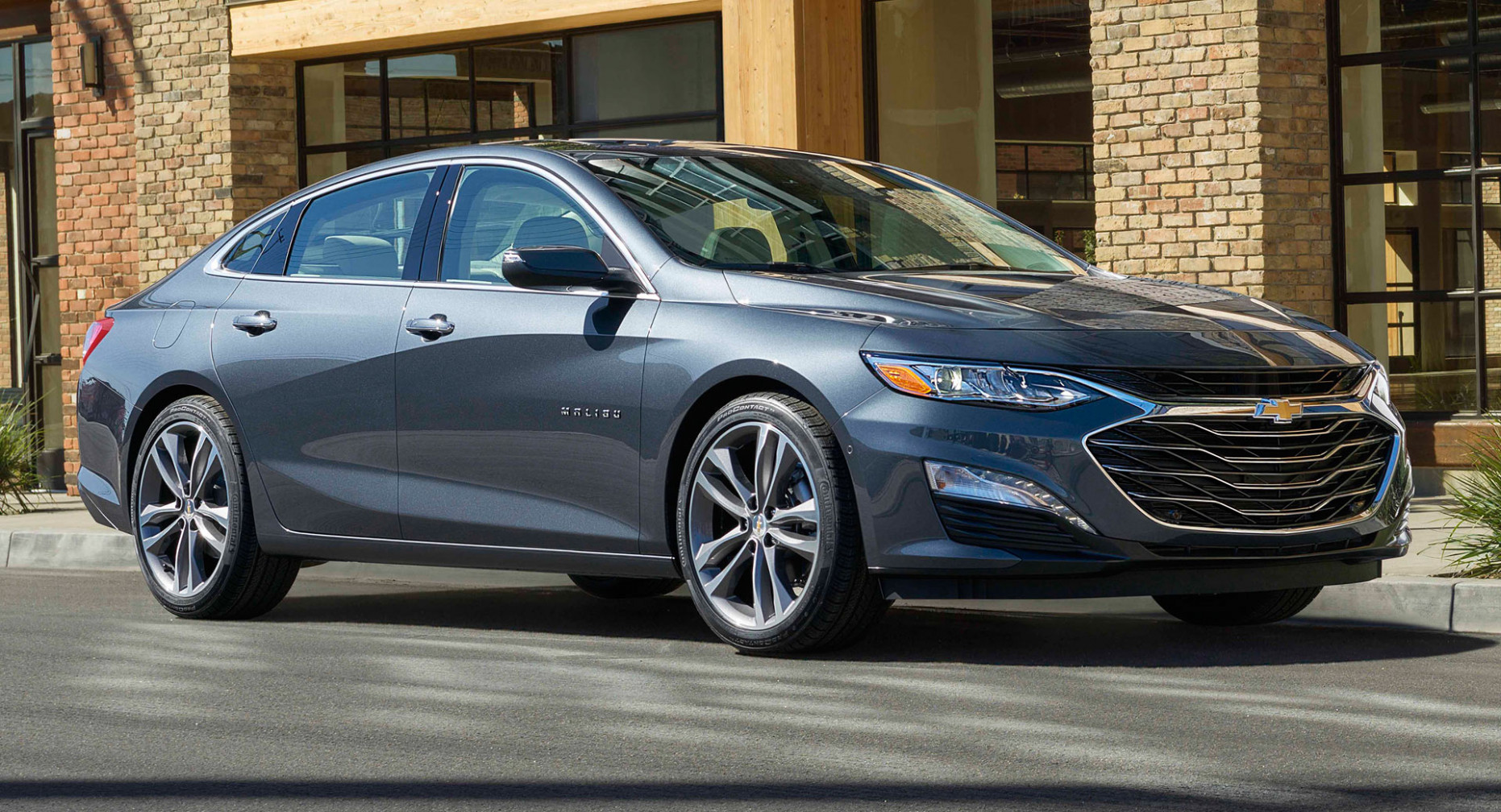 Redesign and Review 2022 Chevy Malibu