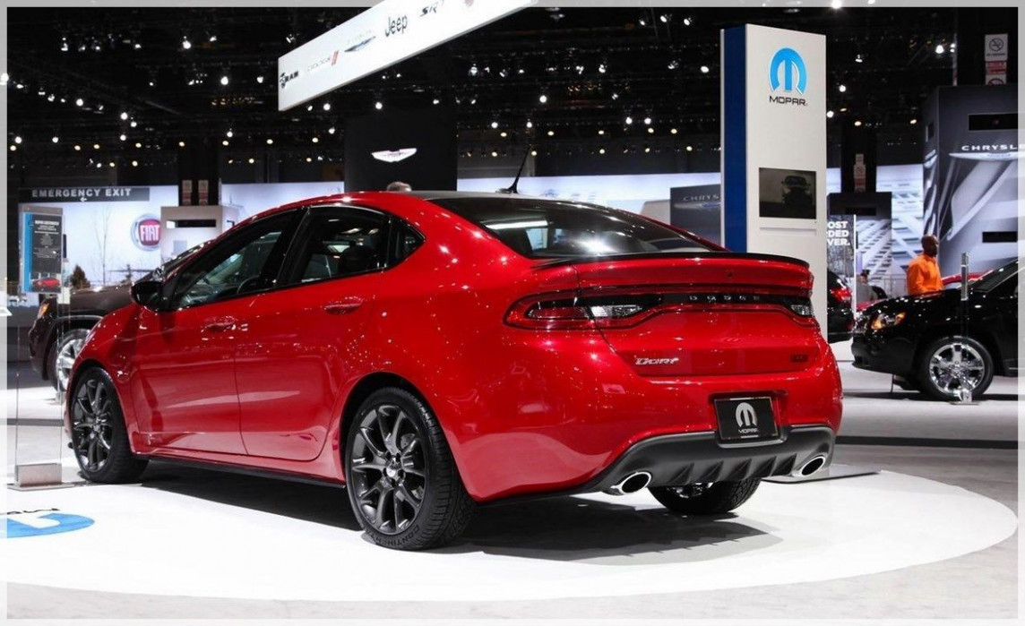 Concept and Review 2022 Dodge Dart Srt4