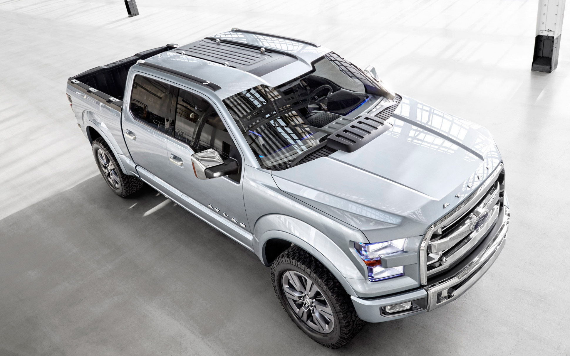 Redesign 2022 Ford Atlas