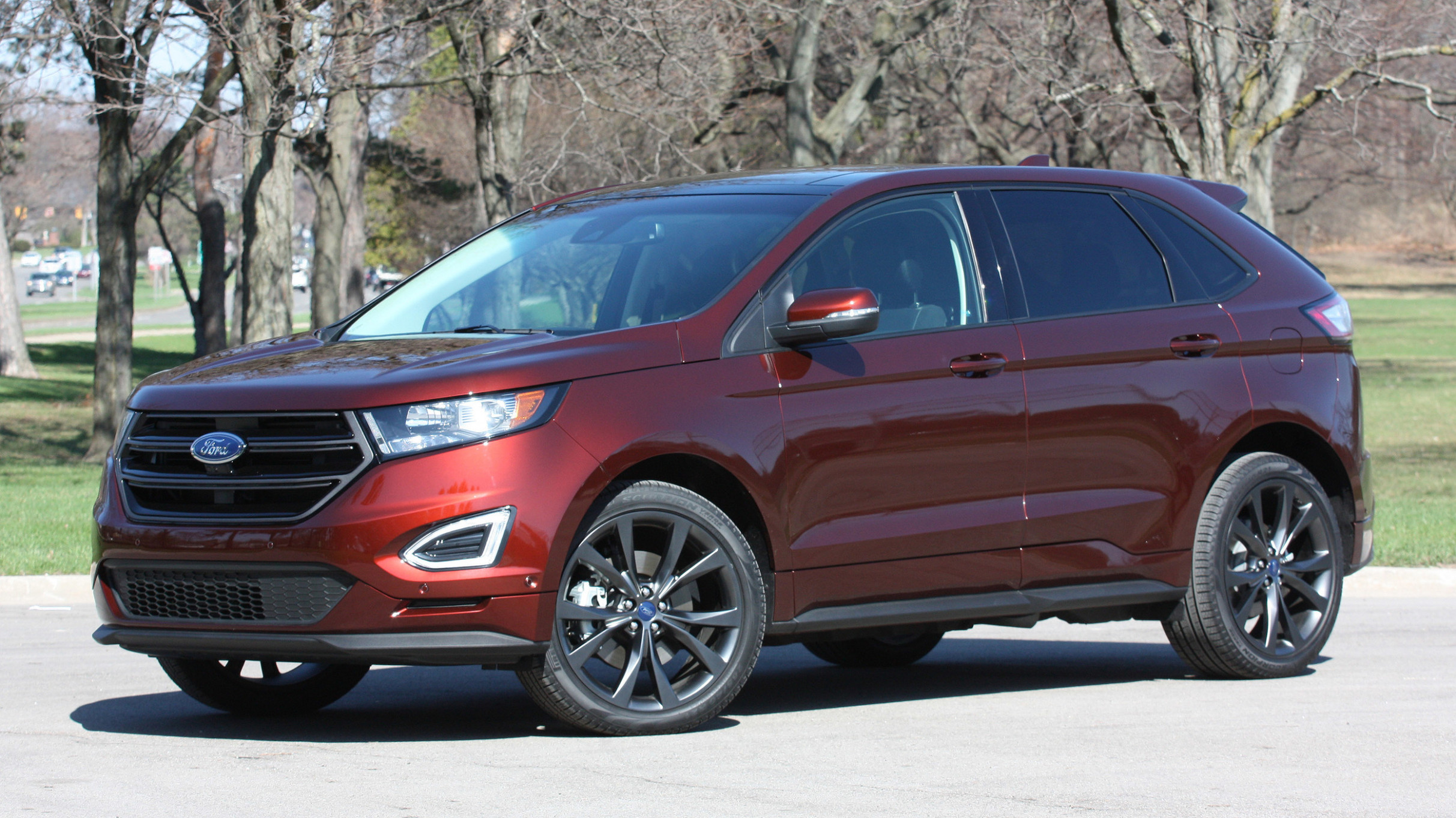 Images 2022 Ford Edge Sport