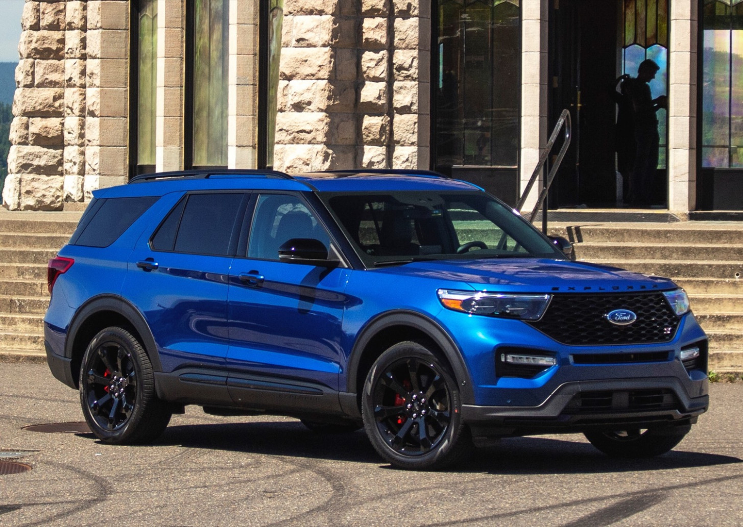 Overview 2022 Ford Explorer