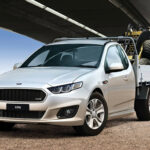 Overview 2022 Ford Falcon Gt