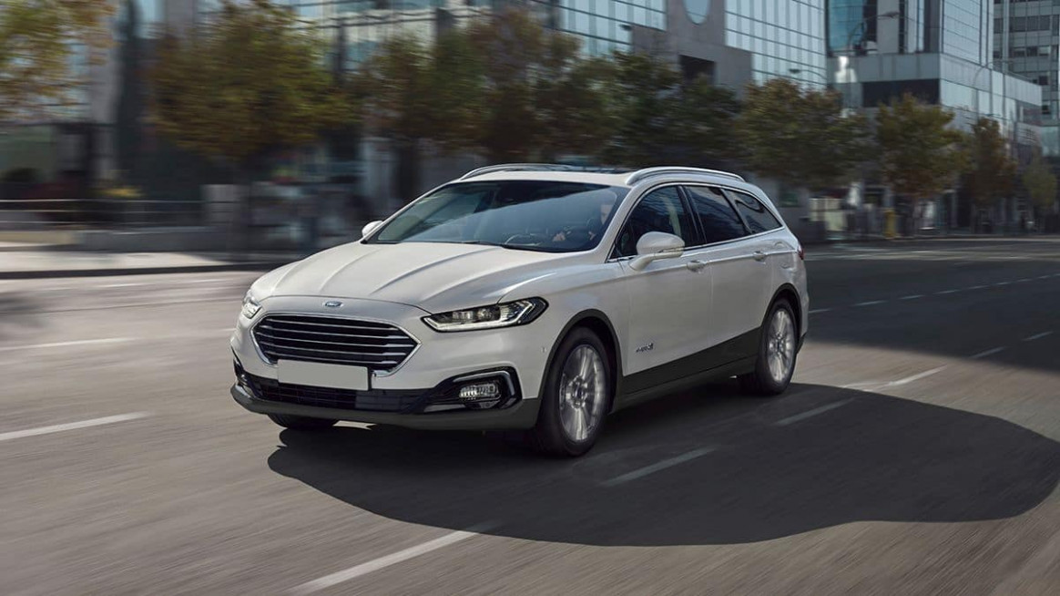 Speed Test 2022 Ford Fusion Energi
