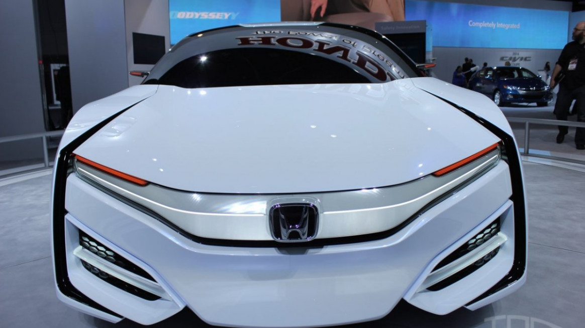 Release Date and Concept 2022 Honda Fcev
