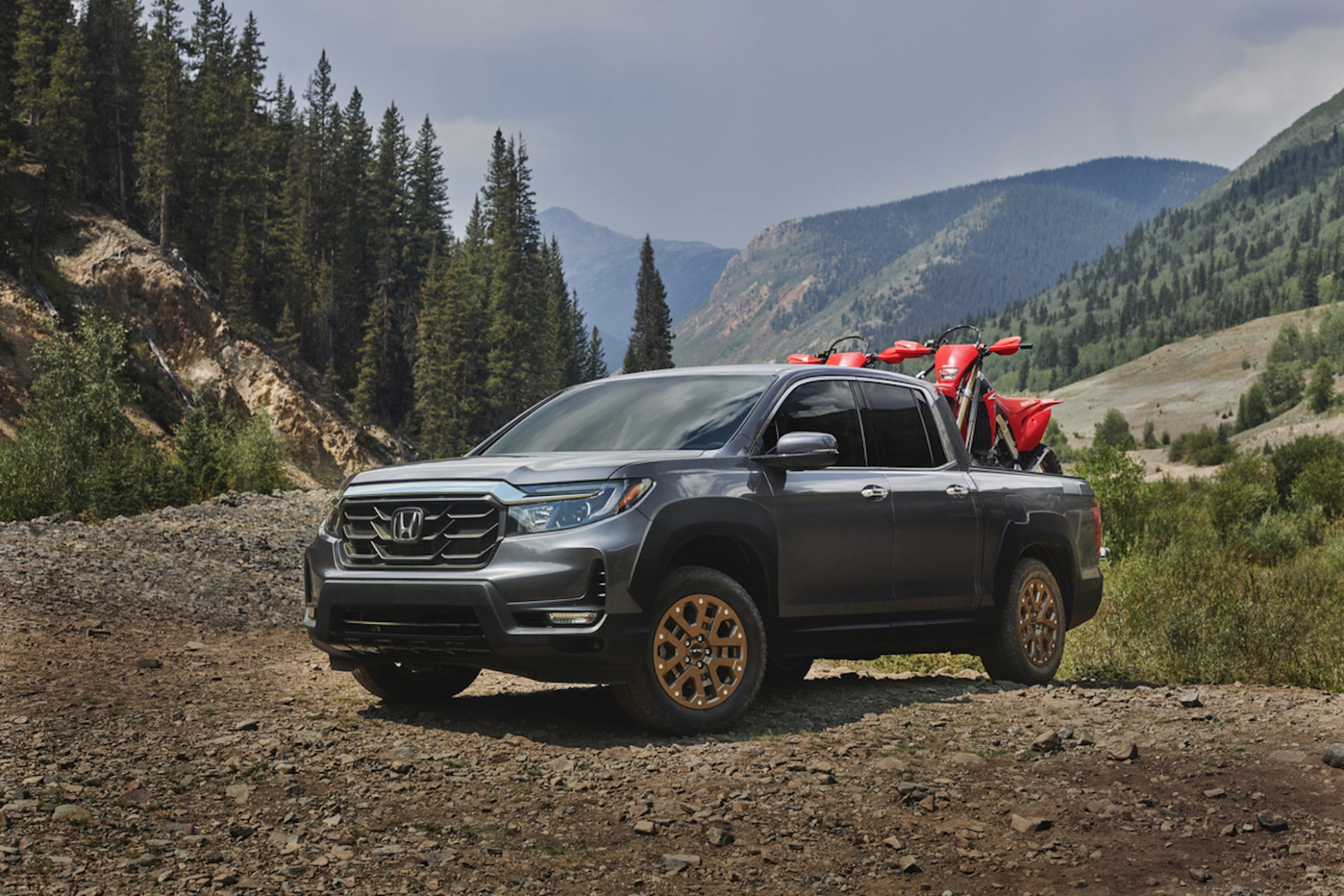 Price, Design and Review 2022 Honda Ridgeline