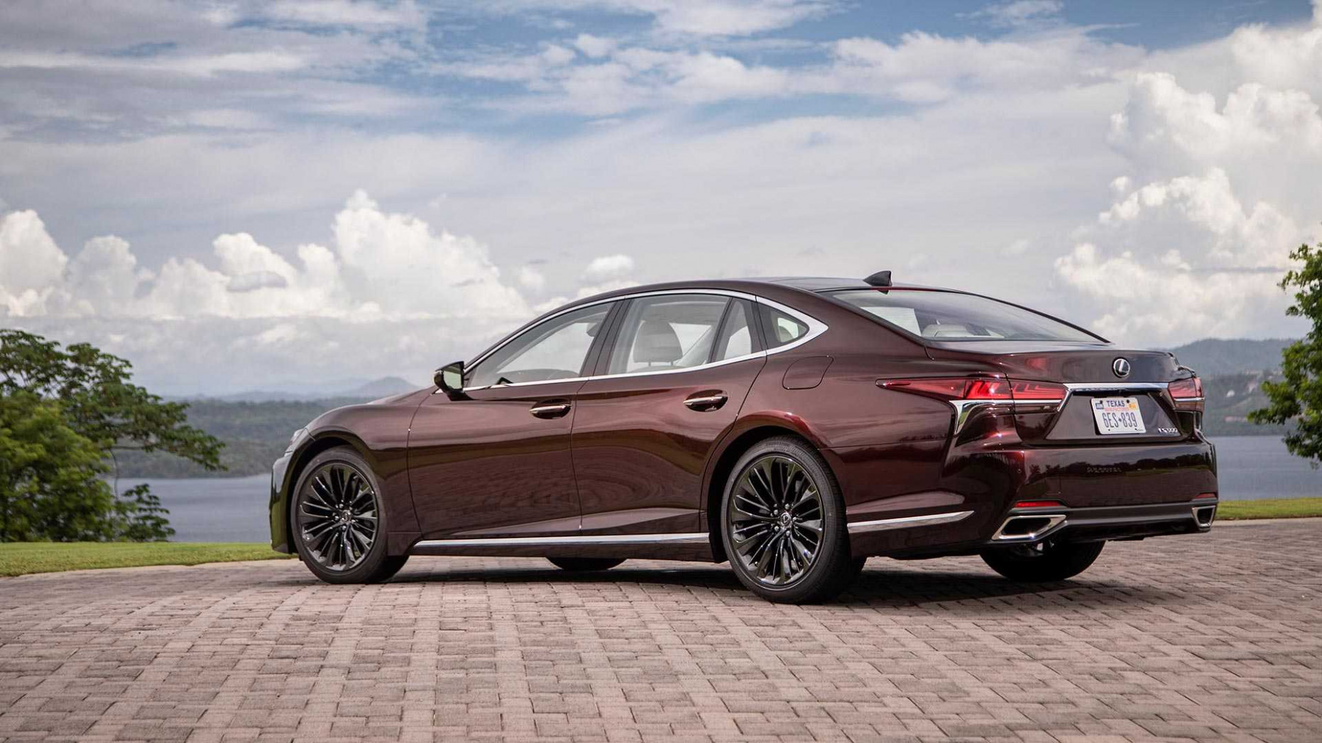 New Review 2022 Lexus LSs