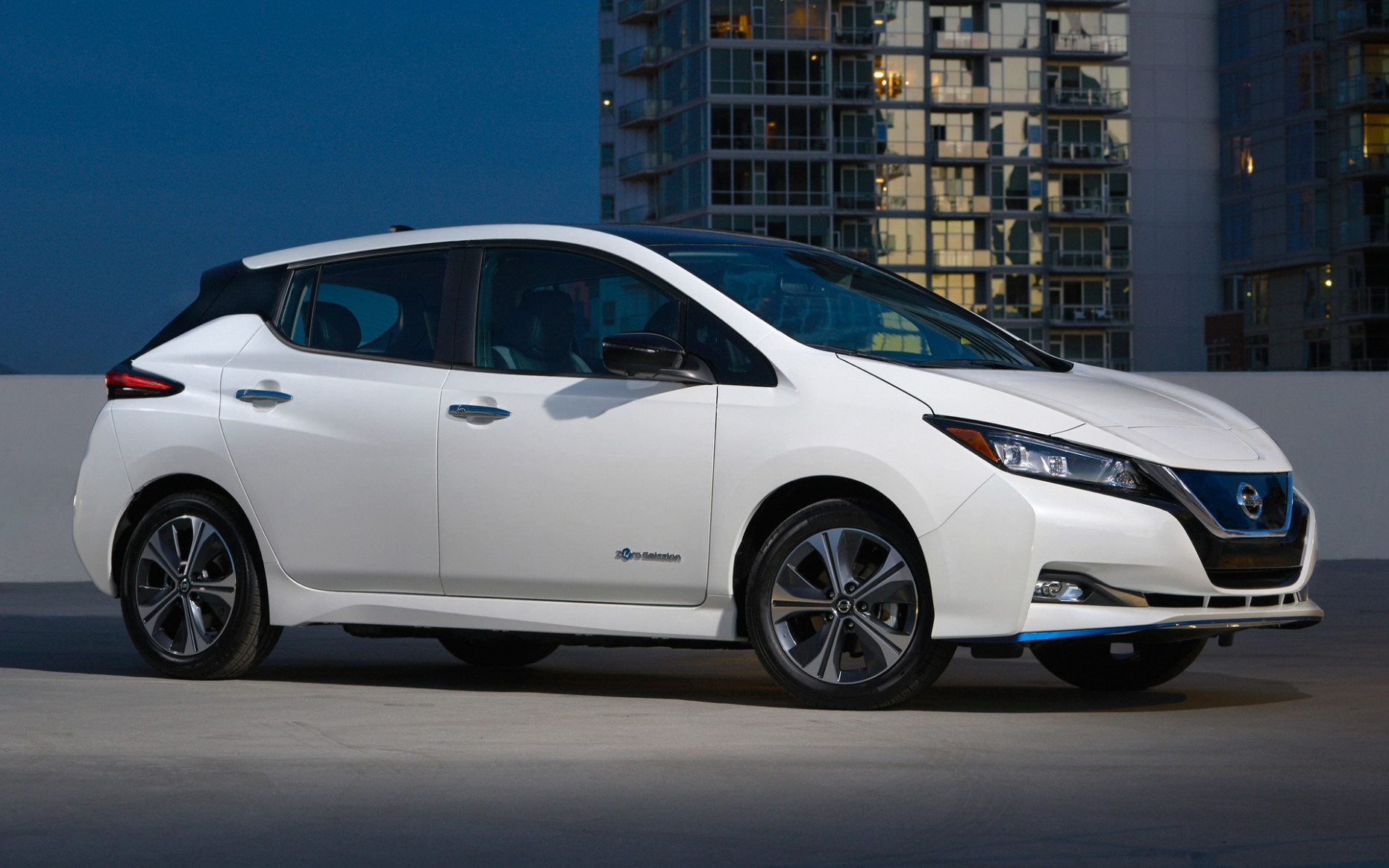 Specs and Review 2022 Nissan Leaf Range