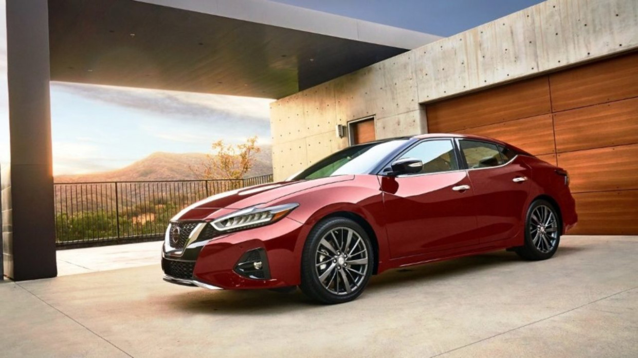 Price, Design and Review 2022 Nissan Maxima Release Date