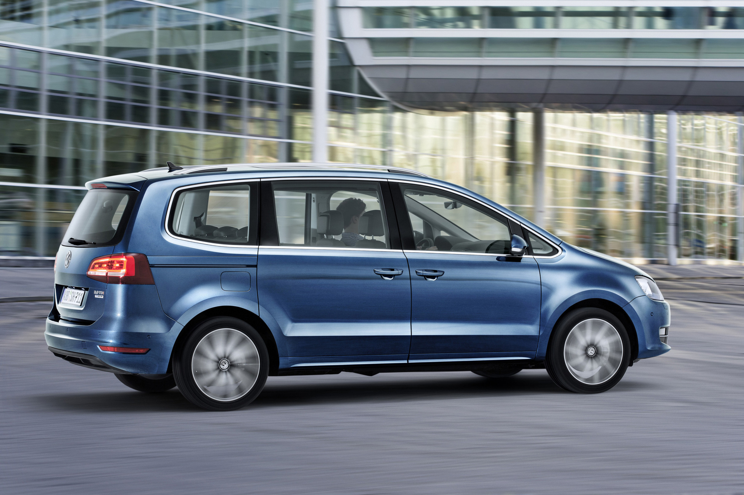 Release Date and Concept 2022 VW Sharan