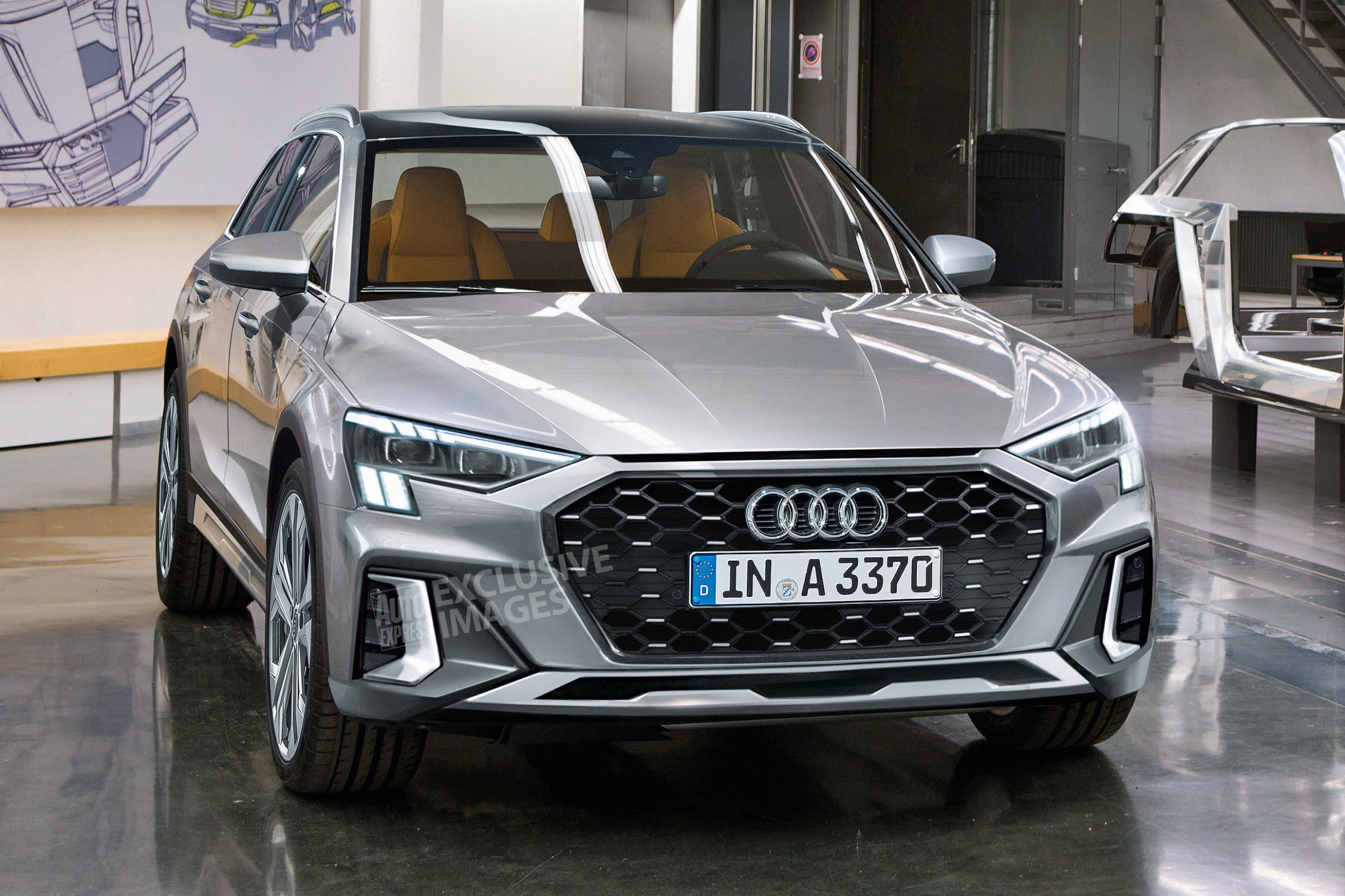 Concept and Review Audi A4 Allroad 2022