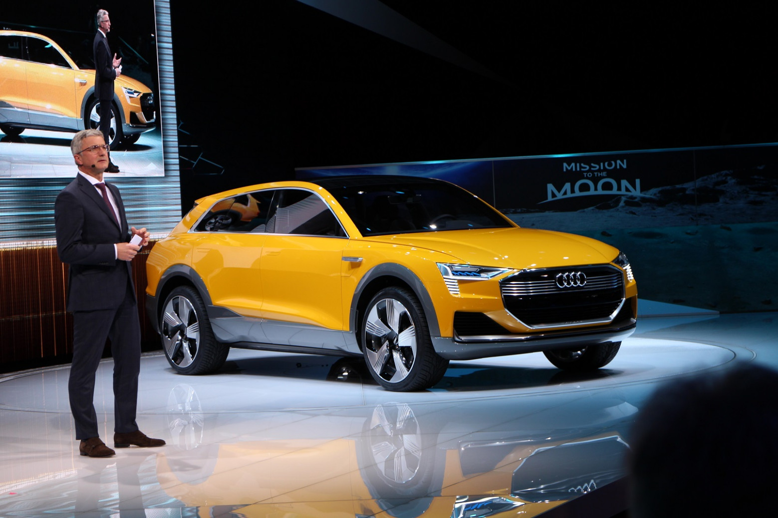 First Drive Audi Fuel Cell 2022