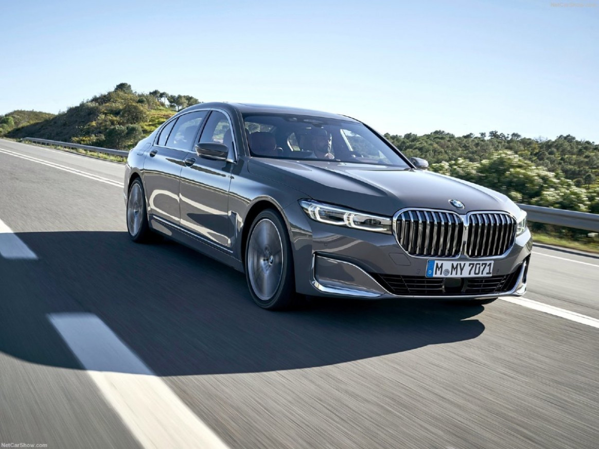 Images BMW New 7 Series 2022