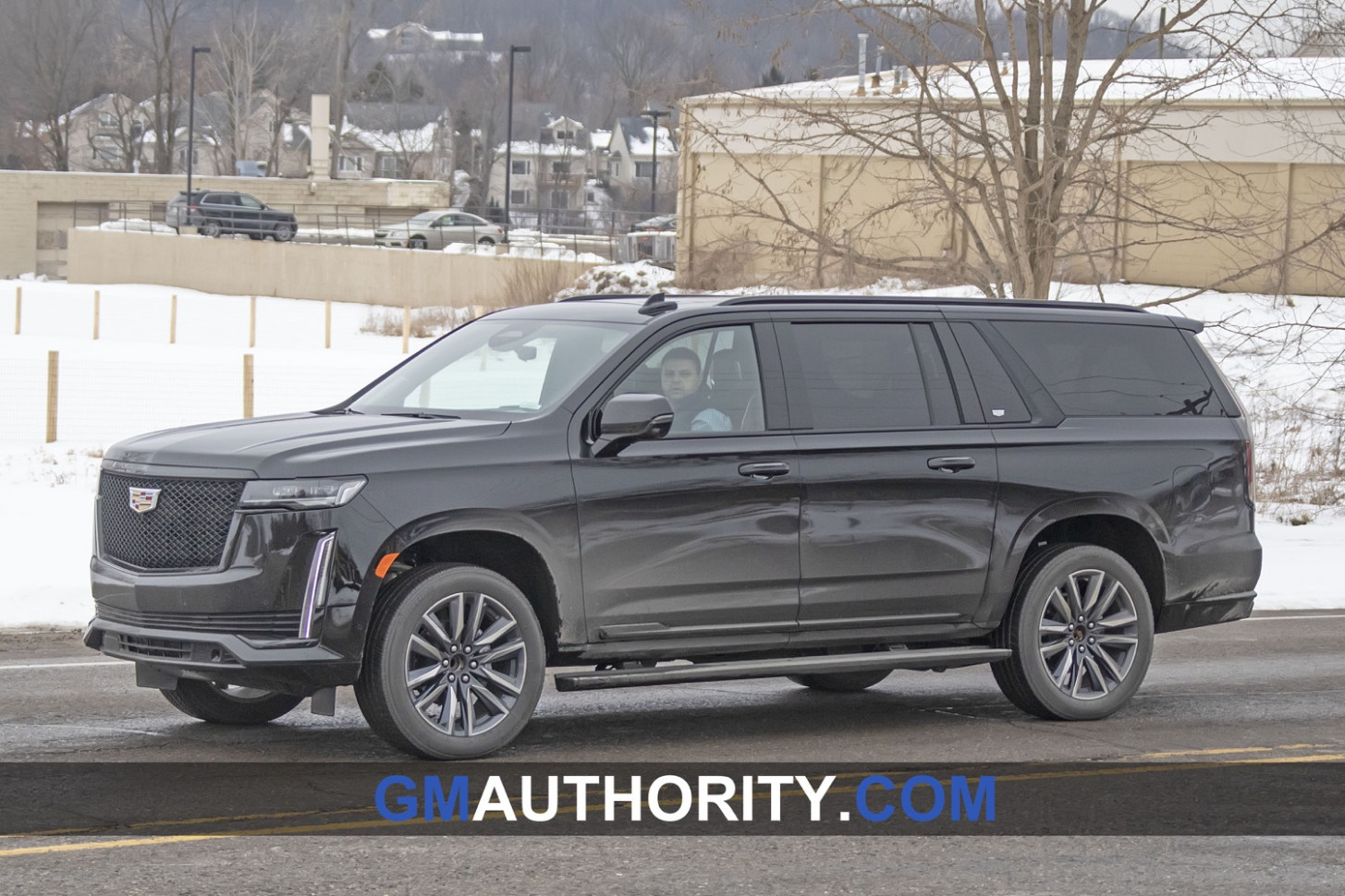 Release Date and Concept Cadillac Escalade 2022 Model