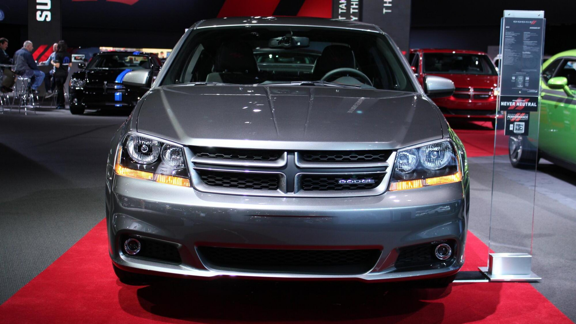 Concept and Review Dodge Avenger 2022