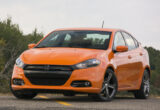 redesign and review dodge dart 2022