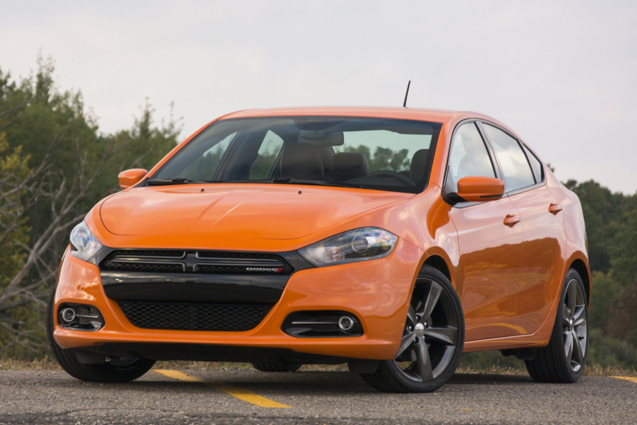 Review Dodge Dart 2022