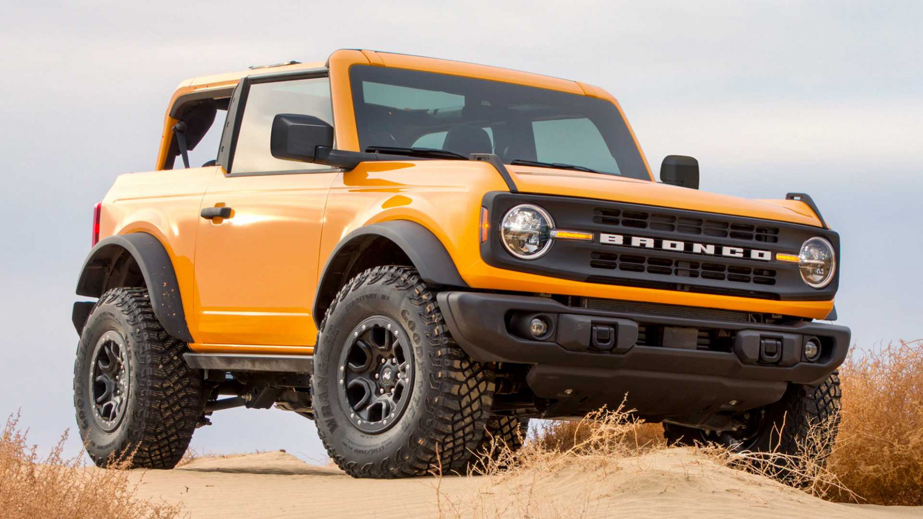 First Drive Ford Bronco 2022 Uk
