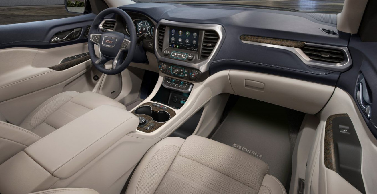 Price, Design and Review Gmc Acadia 2022 Vs 2019