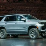 Redesign And Review Gmc Tahoe 2022