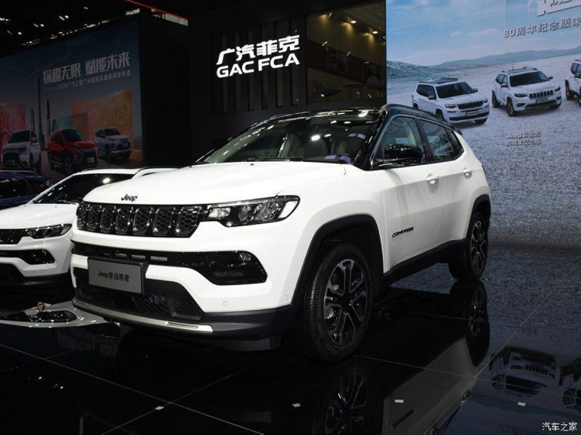 Release Jeep Compass 2022
