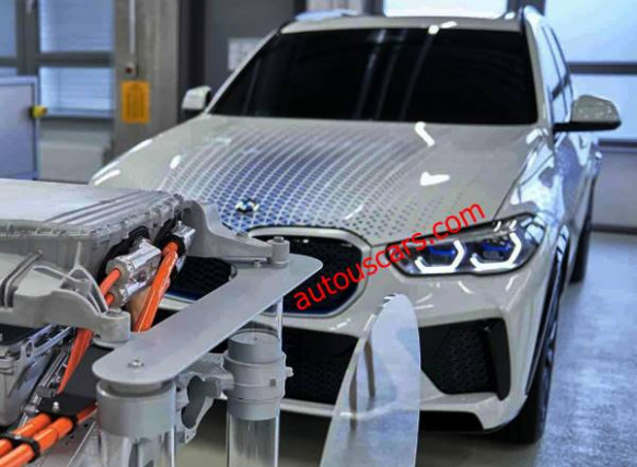 Rumors New BMW X5 Hybrid 2022