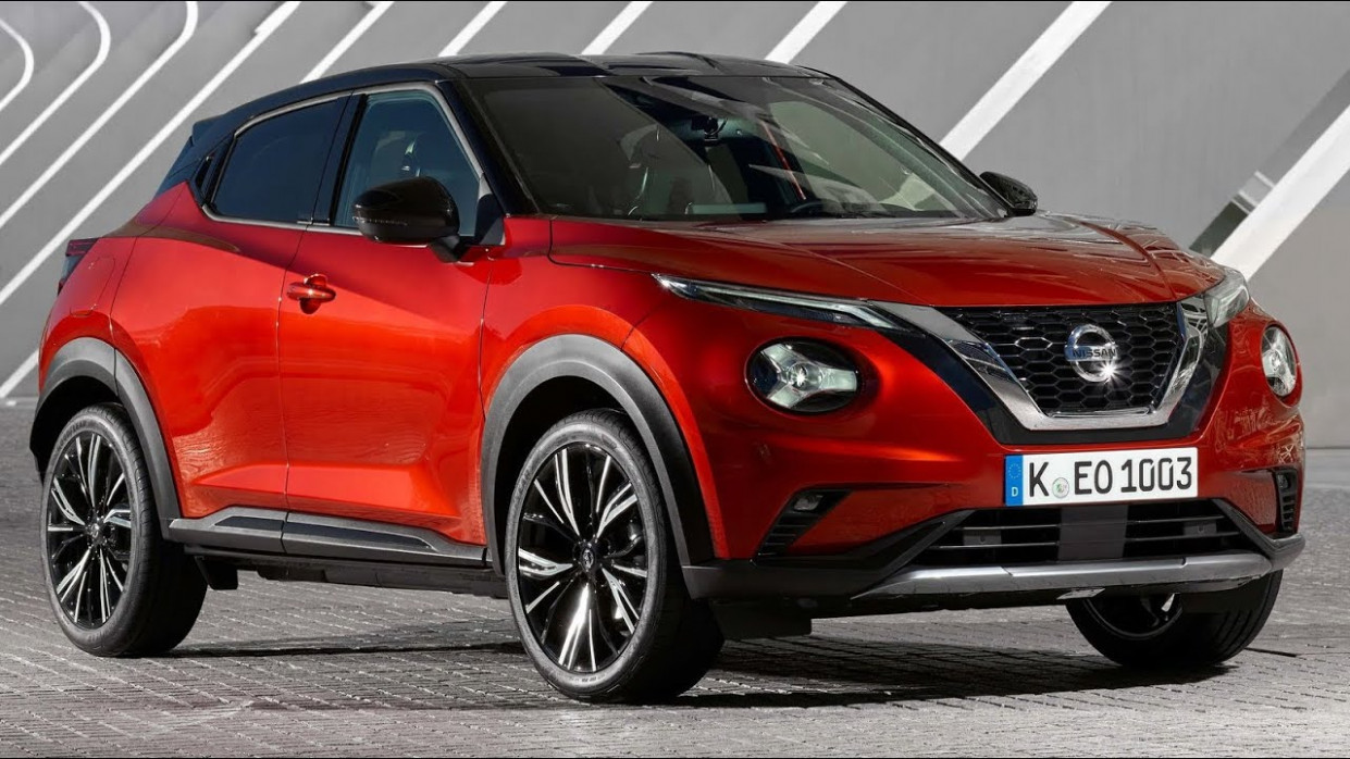 Exterior and Interior Nissan Juke 2022 Release Date