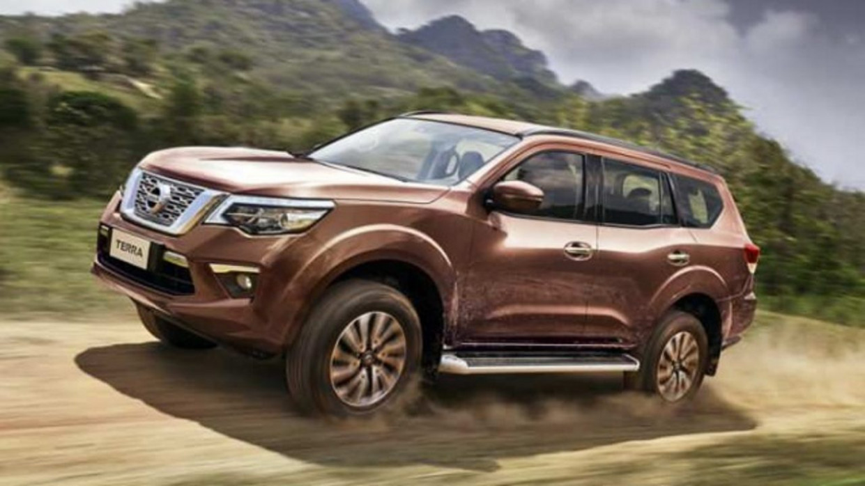 Release Date and Concept Nissan Xterra 2022