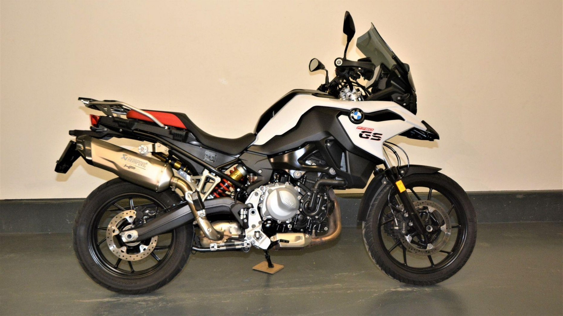 New Model and Performance BMW F750Gs 2022