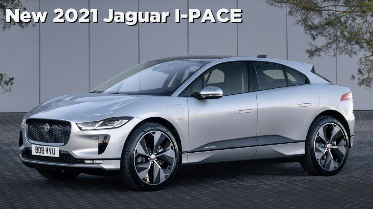 Overview Jaguar I Pace 2022 Model