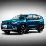 Redesign Jeep Compass 2022