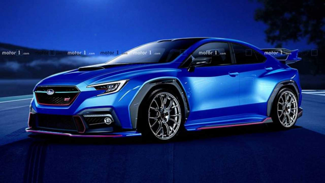 Ratings Subaru Sti 2022 Horsepower