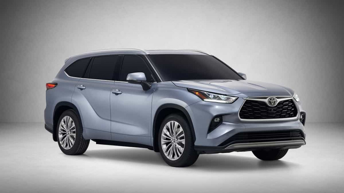 Review Will The 2022 Toyota Highlander Be Redesigned