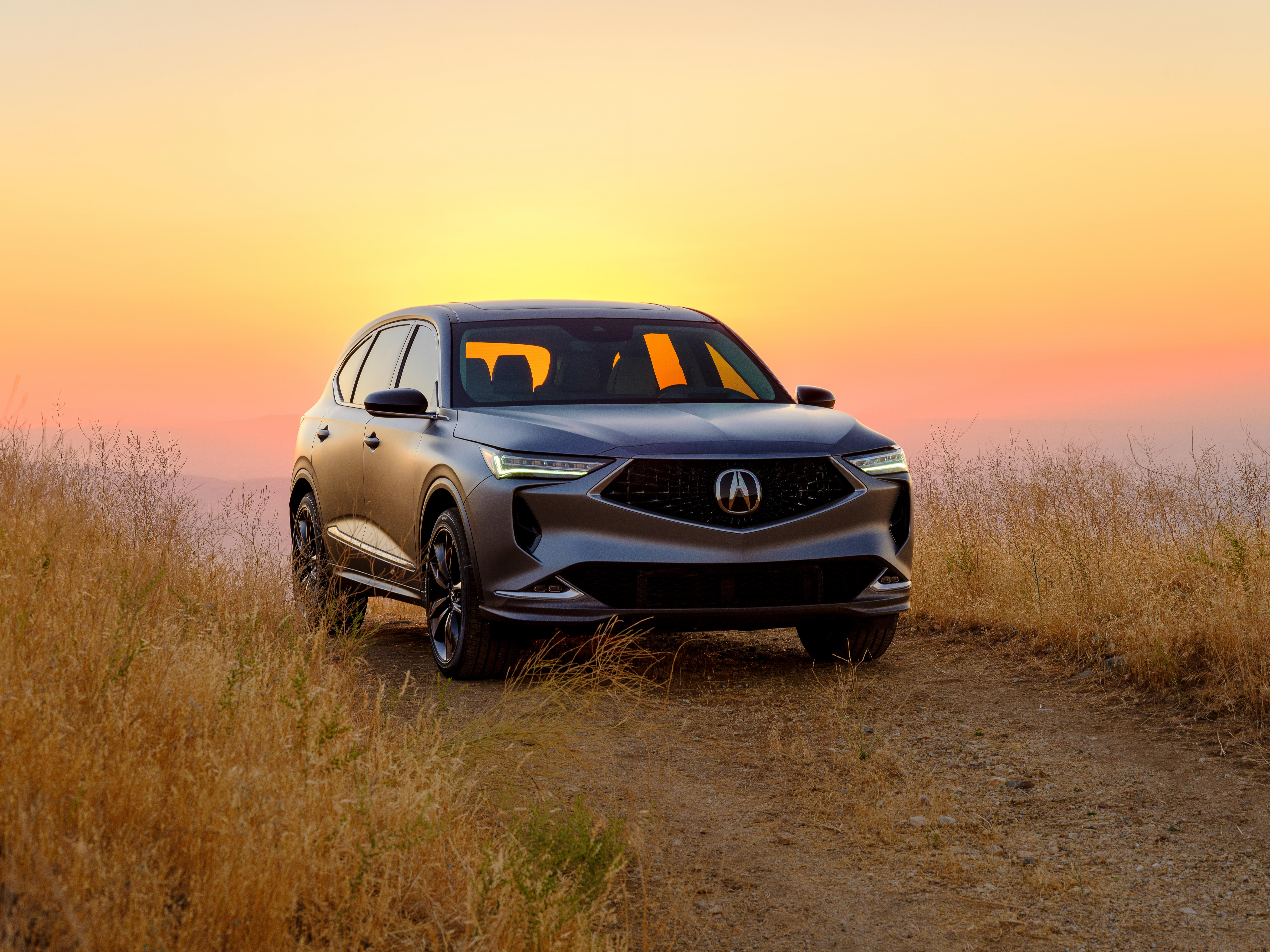 Spy Shoot 2022 Acura Mdx Pmc