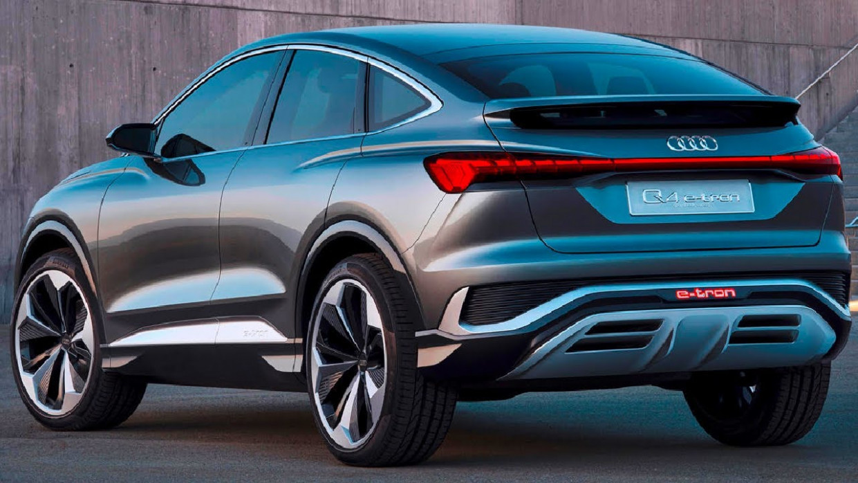 Specs and Review 2022 Audi Q4s