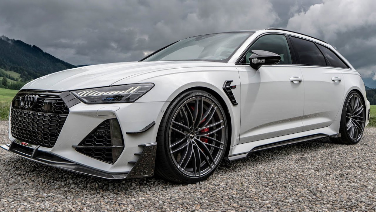Rumors 2022 Audi Rs6 Wagon