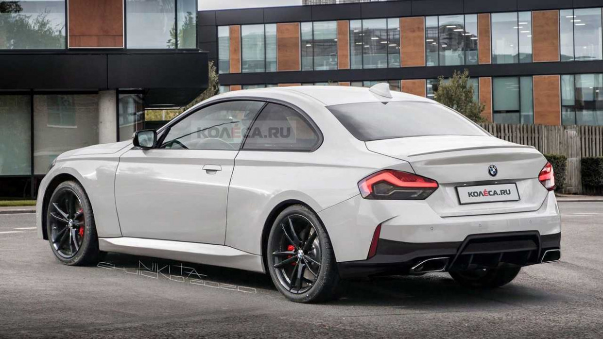 Redesign 2022 BMW 220D Xdrive
