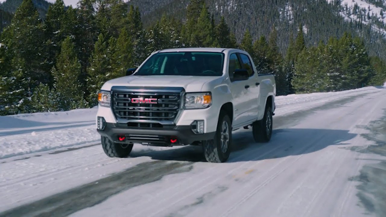 Release Date and Concept 2022 GMC Canyon Denali