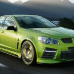 First Drive 2022 Holden Commodore Gts