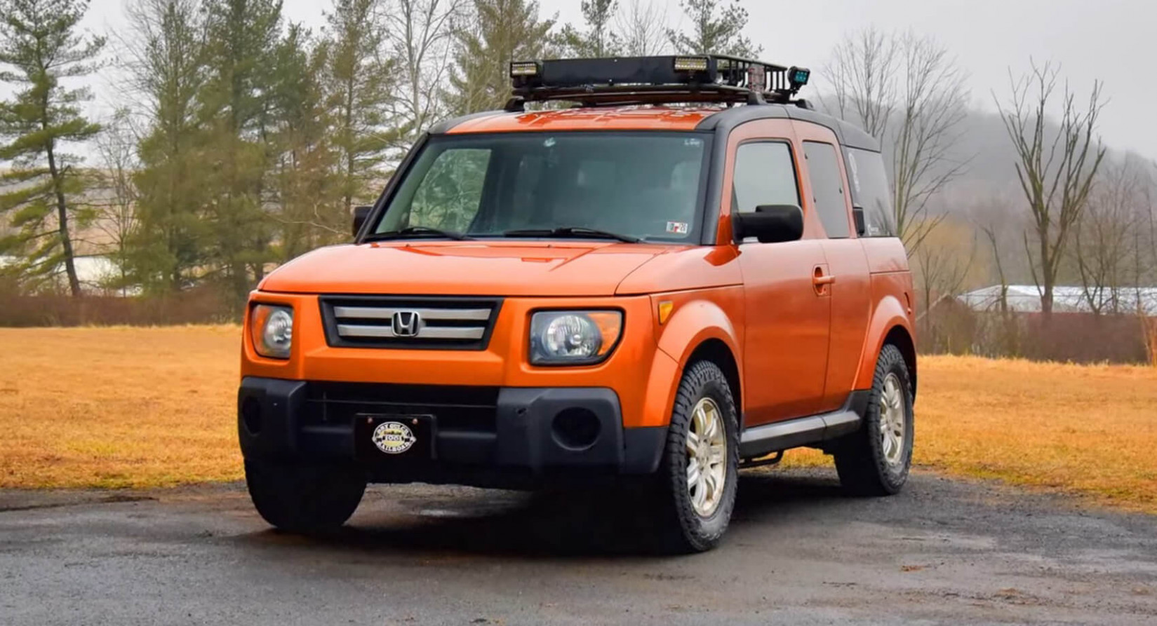 Speed Test 2022 Honda Element