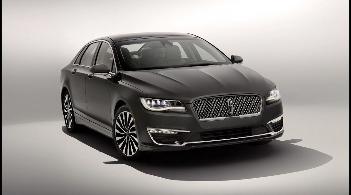 Wallpaper 2022 Lincoln MKZ Hybrid