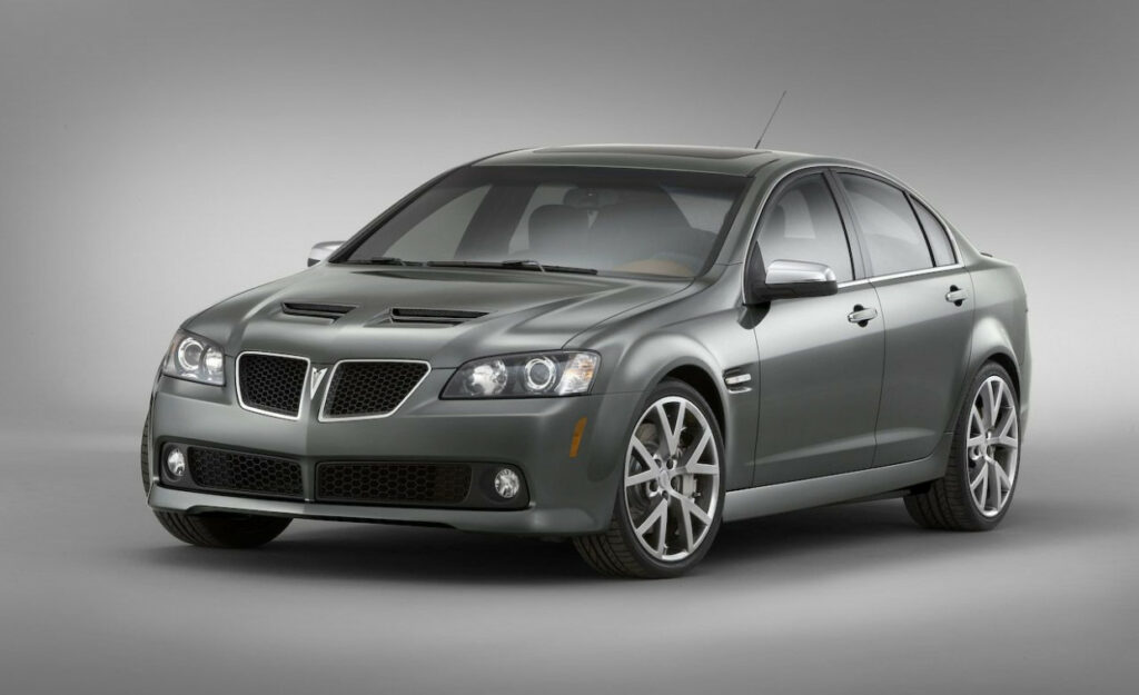 Release 2022 Pontiac G8 Gt - Cars Review : Cars Review