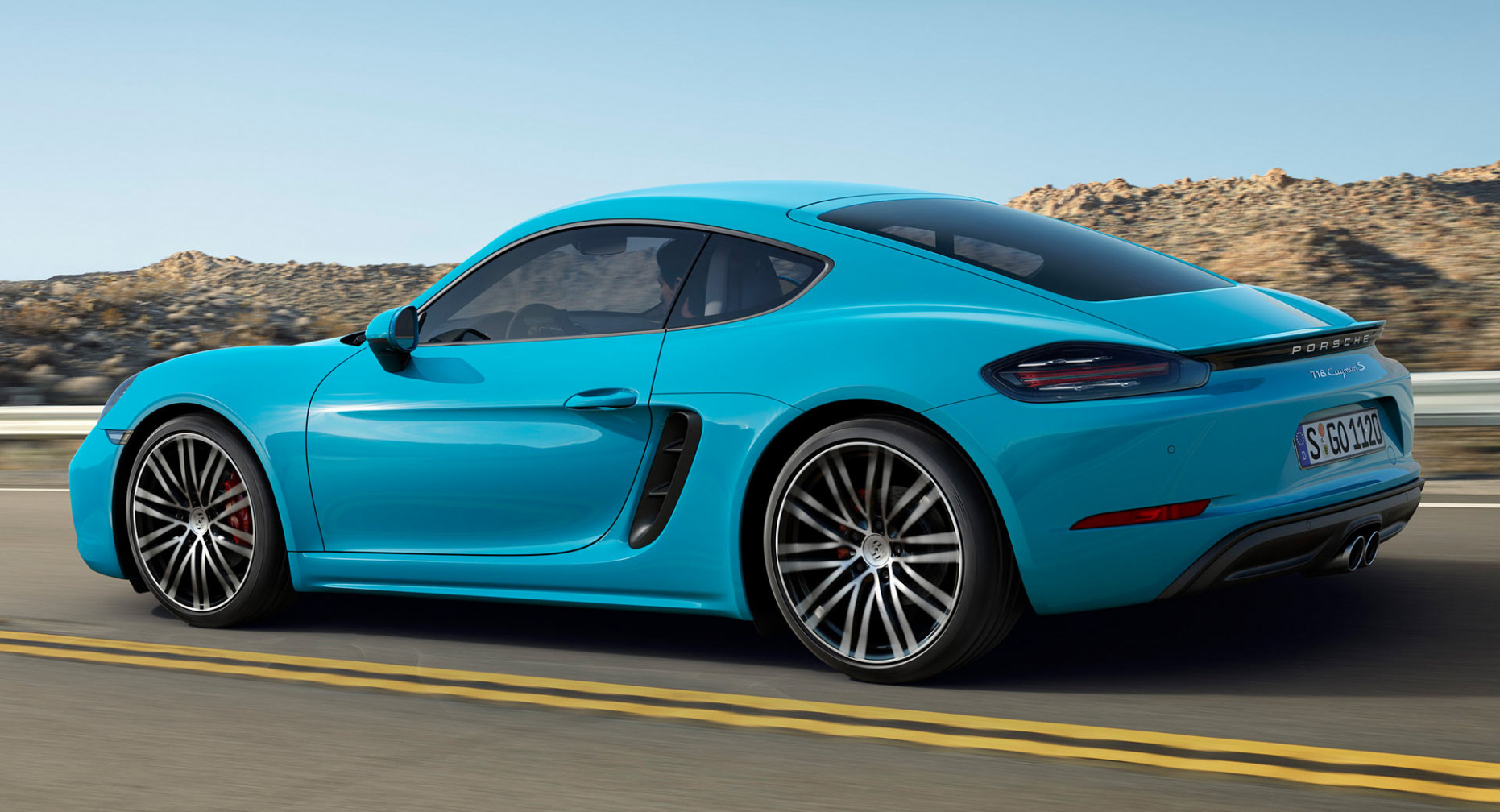New Model and Performance 2022 Porsche Boxster S