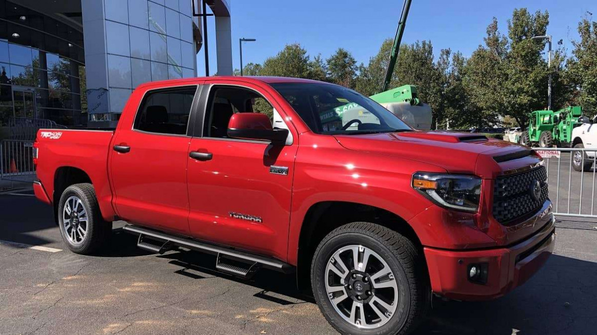Exterior and Interior 2022 Toyota Tacoma Diesel Trd Pro