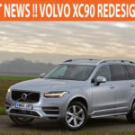 Release 2022 Volvo Xc90 Redesign