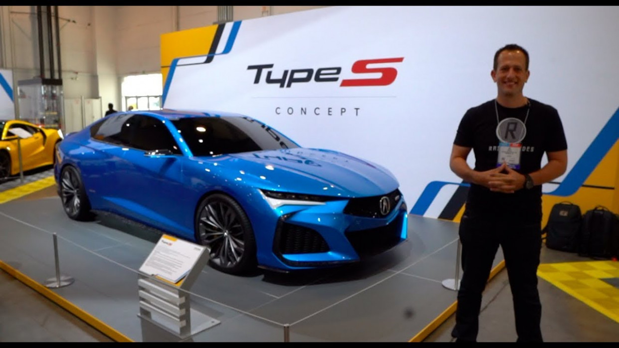 Spy Shoot 2022 Acura Tlx Type S Horsepower