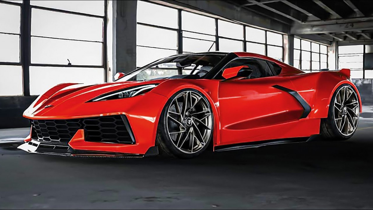 Price and Review 2022 Chevrolet Corvette Zora Zr1