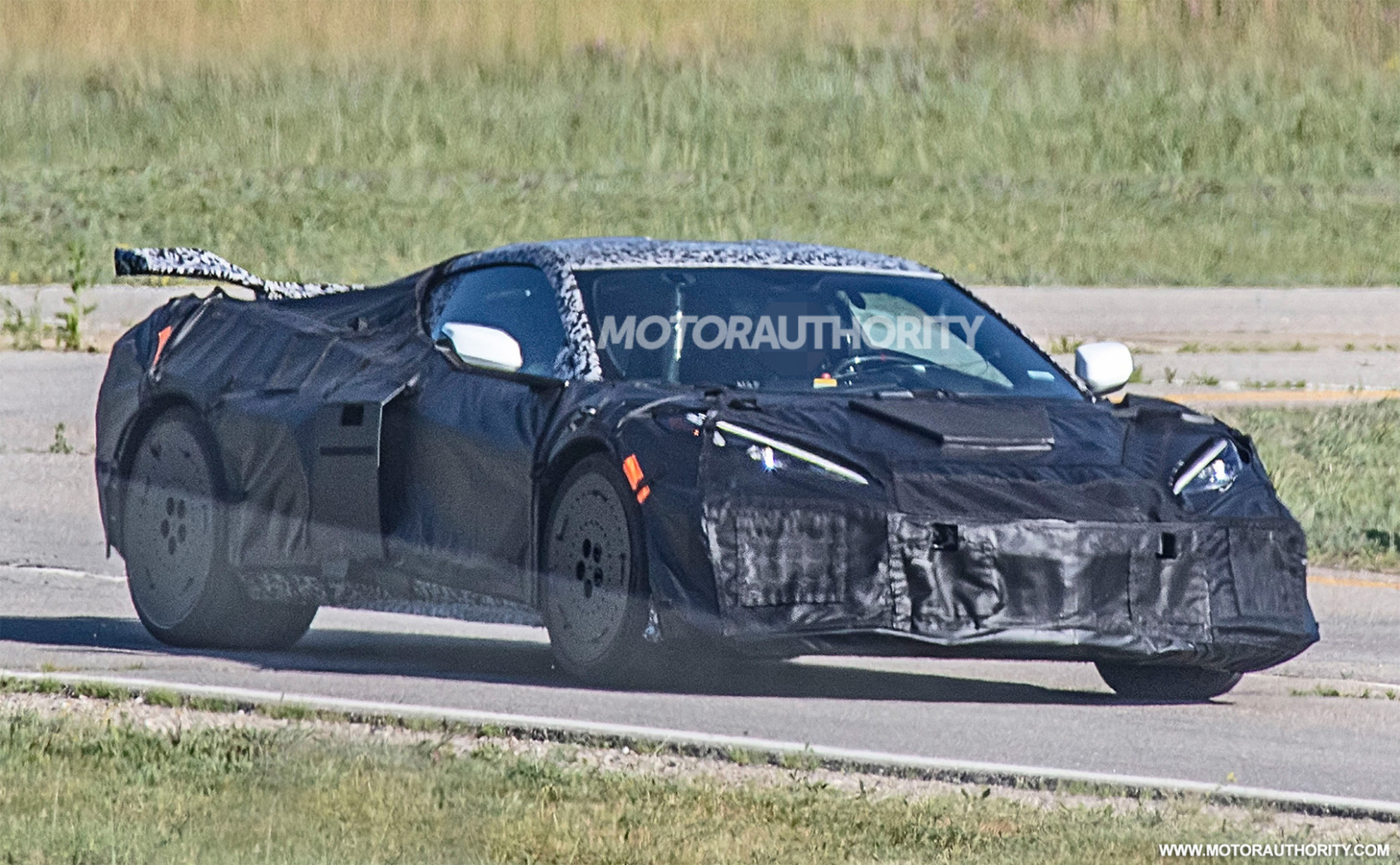 Photos 2022 Chevrolet Corvette Zora Zr1