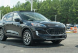 release date 2022 ford escape youtube
